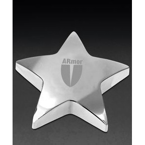 Star Bright II Paperweight w/ Pouch