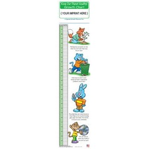 Growth Chart - Keep Our Planet Healthy