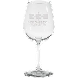 12.75 Oz. Wine Taster Glass - Etched