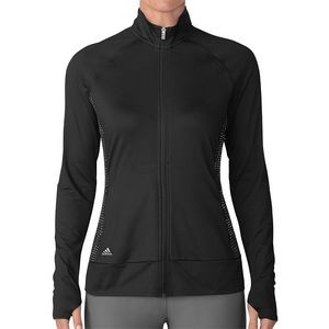 Adidas� Women's Black Rangewear Full Zip Jacket