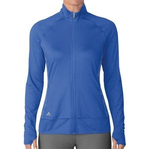 Adidas� Women's Hi Res Blue Rangewear Full Zip Jacket