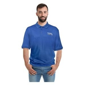 5oz Performance Polo with 5k Stitch Logo (Direct Import - 10 Weeks Ocean)