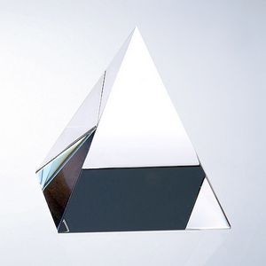 Crystal Pyramid Awards / Pyramid Paperweights