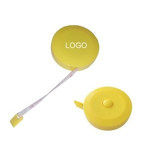 Retractable PVC Measuring Tape Dual Side Tailor Cloth Ruler